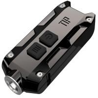 Фонарь Nitecore TIP SS (Cree XP-G2 S3, 360 люмен, 4 режима, USB), черный (6-1214-ss-black)