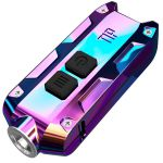 Фонарь Nitecore TIP SS (Cree XP-G2 S3, 360 люмен, 4 режима, USB), радужный (6-1214-ss-rainbow)