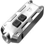Фонарь Nitecore TIP SS (Cree XP-G2 S3, 360 люмен, 4 режима, USB), стальной (6-1214-ss-steel)