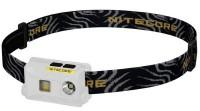 Фонарь налобный Nitecore NU25 (Сree XP-G2 S3, 360 люмен, 10 режимов, USB), белый (6-1288-white)