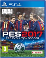 игра Pro Evolution Soccer 2017 PS4 - Русская версия