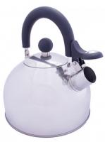 Чайник Vango Stainless Steel With Whistle 1.6L Silver (925258)