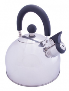 Чайник Vango Stainless Steel With Whistle 2.0L Silver (925259)
