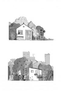 фото страниц Изгнанные в сад. Пособие для неначинавших огородников #6