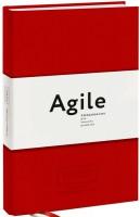 Книга Космос. Agile-ежедневник для личного развития (красная обложка)