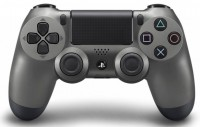 Джойстик DualShock 4 для Sony PS4 V2 (Steel Black)