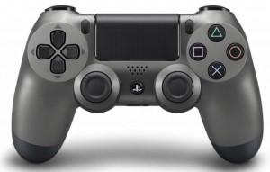 Джойстик DualShock 4 для Sony PS4 V2 (Steel Black)