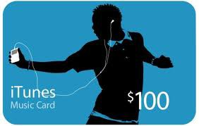 Игра iTunes Gift Card $100 USA
