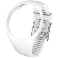 Сменный браслет для POLAR M200 Wristband размер S/M White (91061229)
