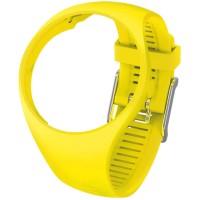 Сменный браслет для POLAR M200 Wristband размер S/M Yellow (91061231)
