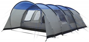 Палатка High Peak Leesburg 6 Grey Blue (925418)