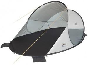 Палатка High Peak Mitjana 50 Aluminium Dark Grey (925421)