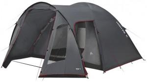 Палатка High Peak Tessin 5 Dark Grey Red (925412)