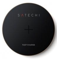 Беспроводное ЗУ для мобильных телефонов Satechi Wireless Charging Pad золотистое (ST-WCPG)