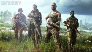 скриншот Battlefield 5 PS4 - Русская версия #3
