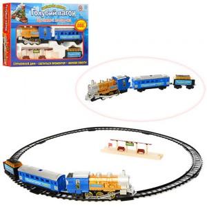 Іграшкова залізниця 'Голубий вагон' (7014/0612)