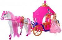 Карета 'Fashion Fairytale' с лошадью и куклой (689J-K)