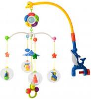 Карусель на кроватку Limo Toy 'Цветные сны' (M 1362 U/R/8501-7)