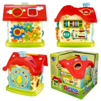 Развивающая игрушка - сортер Limo Toy 'Чудо-домик'(M 0001 U/R)