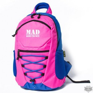 Рюкзак MAD Active tinager, розовый (RATI0250)
