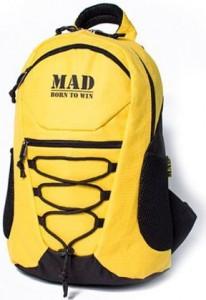 Рюкзак MAD Active tinager, желтый (RATI20)