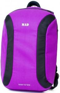 Рюкзак MAD Twiltex, фиолетовый (RTW60)