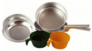 Набор посуды Highlander 'Party Cookset' (925462)