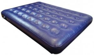 Матрас надувной Highlander Double 180x135x20 Blue (925460)