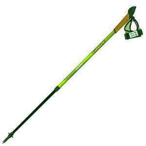Палки для скандинавской ходьбы Vipole Vario Top-Click Green DLX S1858 (925376)