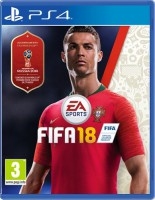 игра FIFA 18 World Cup Russia PS4 (русская версия)