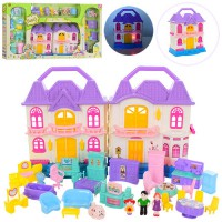 Кукольный домик 'Family' (B-865)