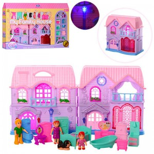 Кукольный домик 'My Family House' (KB99-14)