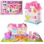 Кукольный домик 'Sweety Home' (WD-921D)