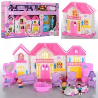 Кукольный домик 'Sweety Home' (WD-922C-D)