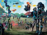 фото страниц Вселенная DC. Rebirth. Издание делюкс #5