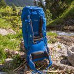 фото Рюкзак туристический Vango Pathfinder 65 Cobalt (925309) #4