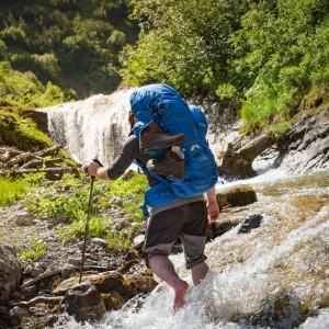 фото Рюкзак туристический  Vango Sherpa 65 Cobalt (925315) #5