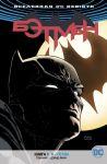 Книга Вселенная DC. Rebirth. Бэтмен. Книга 1. Я - Готэм