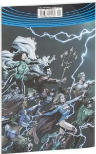 фото страниц Вселенная DC. Rebirth #6