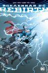 Книга Вселенная DC. Rebirth