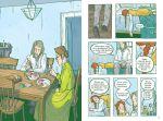 фото страниц Анна с фермы 'Зеленые крыши'. Графический роман #3