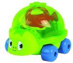 Игровой набор Ecoiffier Черепашка с аксессуарами для игры с песком (501)