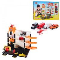 Гараж Joy Toy 'Мега парковка' (0846)