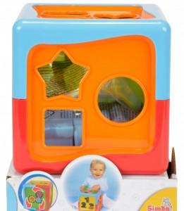 Cортер развивающий Simba Toys Куб (4011647)