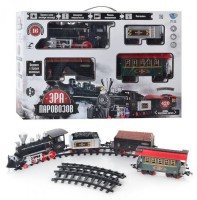 Железная дорога Limo Toy 'Эра паровозов' 701830 R (YY-126)