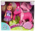 Кукла Simba Эви принцесса и пони (5738667)