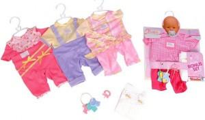 Одежда и аксессуары Simba для пупса 38-43 см (5401631)