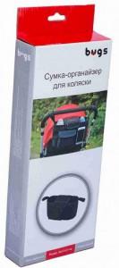 Сумка-органайзер для коляски Bugs (6900000017173)