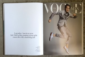 фото страниц Vogue UA 5th Anniversary. Special collectors edition #3