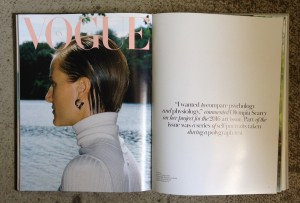 фото страниц Vogue UA 5th Anniversary. Special collectors edition #4